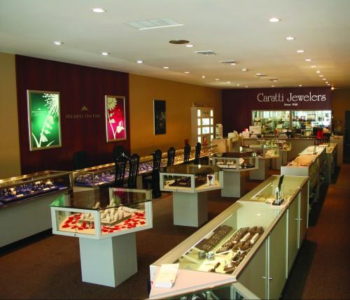 Caratti Jewelers Store